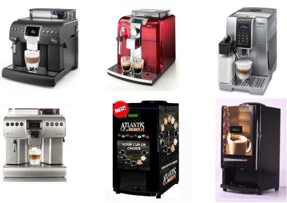 TYT Coffee Machines